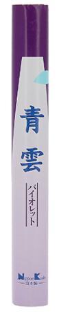 Japanese Incense   Nippon Kodo   Seiun Violet Sumire   50 Stick Roll   Less Smoke