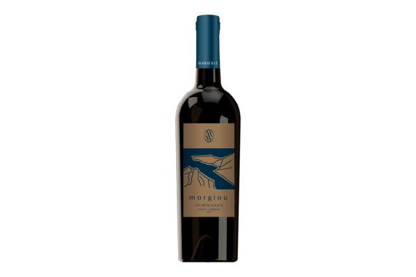 Organic - Morgiou - Vin rouge biologique 2017