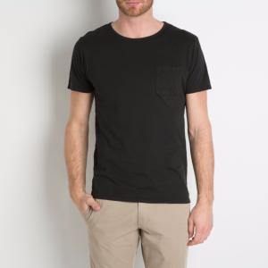 Tshirt blanc à col rond2