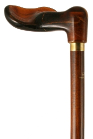 Amber Fischer Orthopaedic Walking Stick - Right Hand