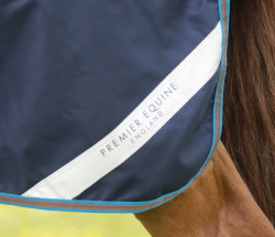 Titan 200g Turnout Rug with Neck Cover